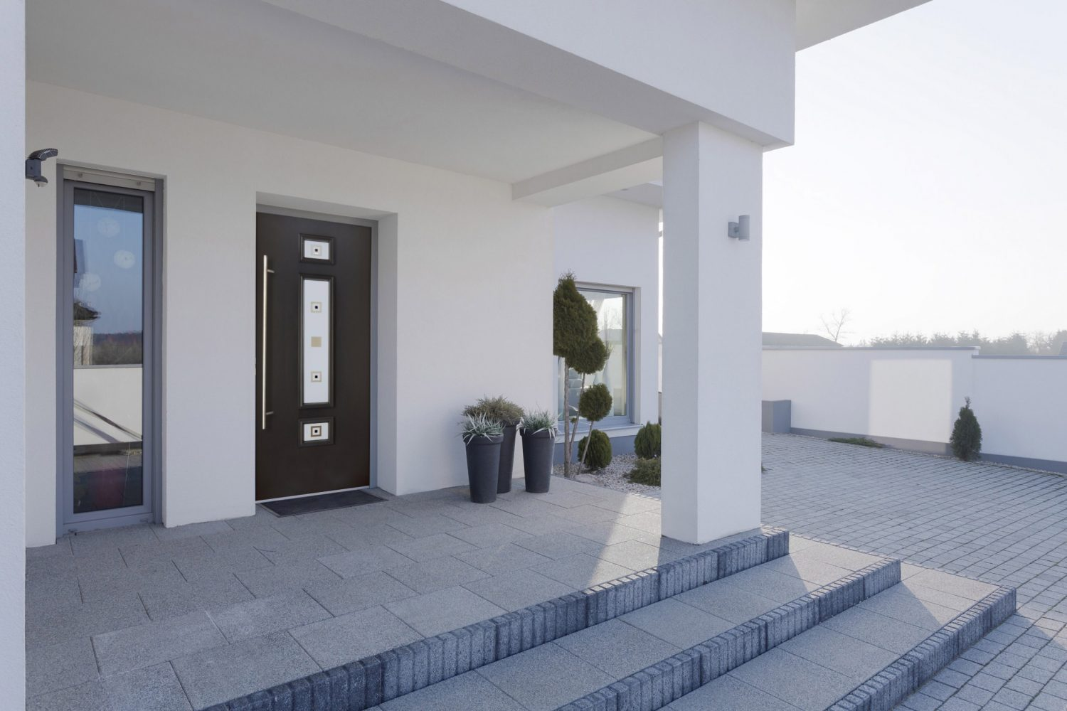 Composite Replacement Doors for Homeowners in Smethwick