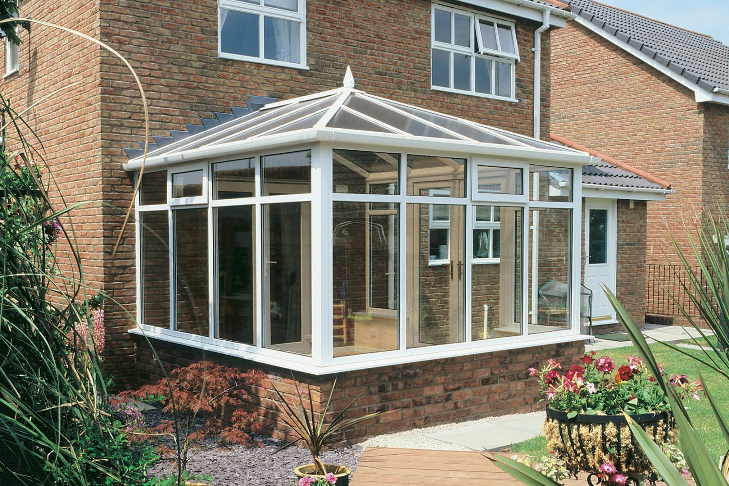 Double Glazed uPVC Conservatories, Worcestershire