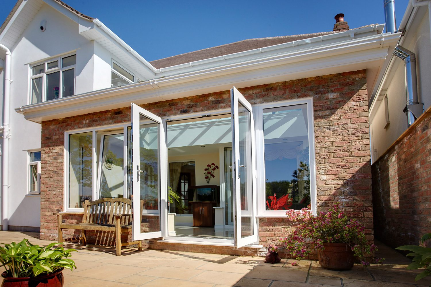 uPVC Orangery Extension, Worcestershire