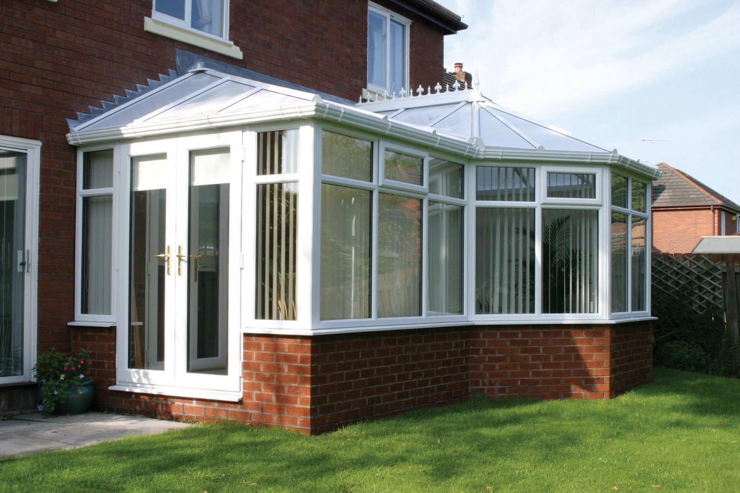 P-Shaped Conservatory bromsgrove