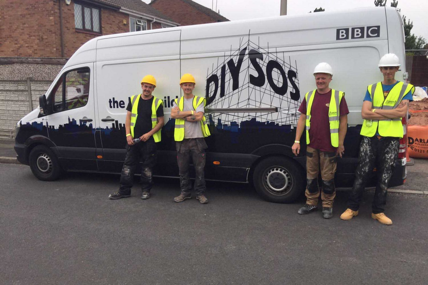 West Bromwich DIY SOS