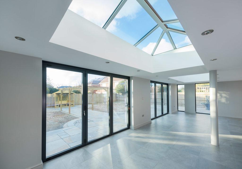 Aluminium Roof Lanterns Bromsgrove Double Glazed Roof
