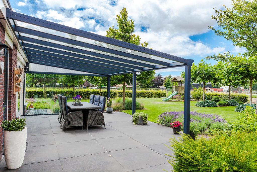 aluminium verandas benefits Stourbridge